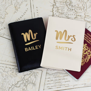 Personalised Mr & Mrs Gifts