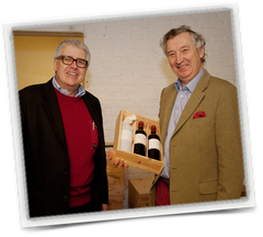 Jacques Thienpont met Paul Herman HermanWines