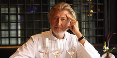 Pierre Gagnaire met Paul Herman HermanWines
