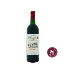 Afbeelding in Gallery-weergave laden, La Tour de By Bourgeois (Label) - Medoc - 1988 - 0.750 - Bordeaux - Frankrijk Default Title