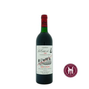 La Tour de By Bourgeois (Label) - Medoc - 1988 - 0.750 - Bordeaux - Frankrijk Default Title