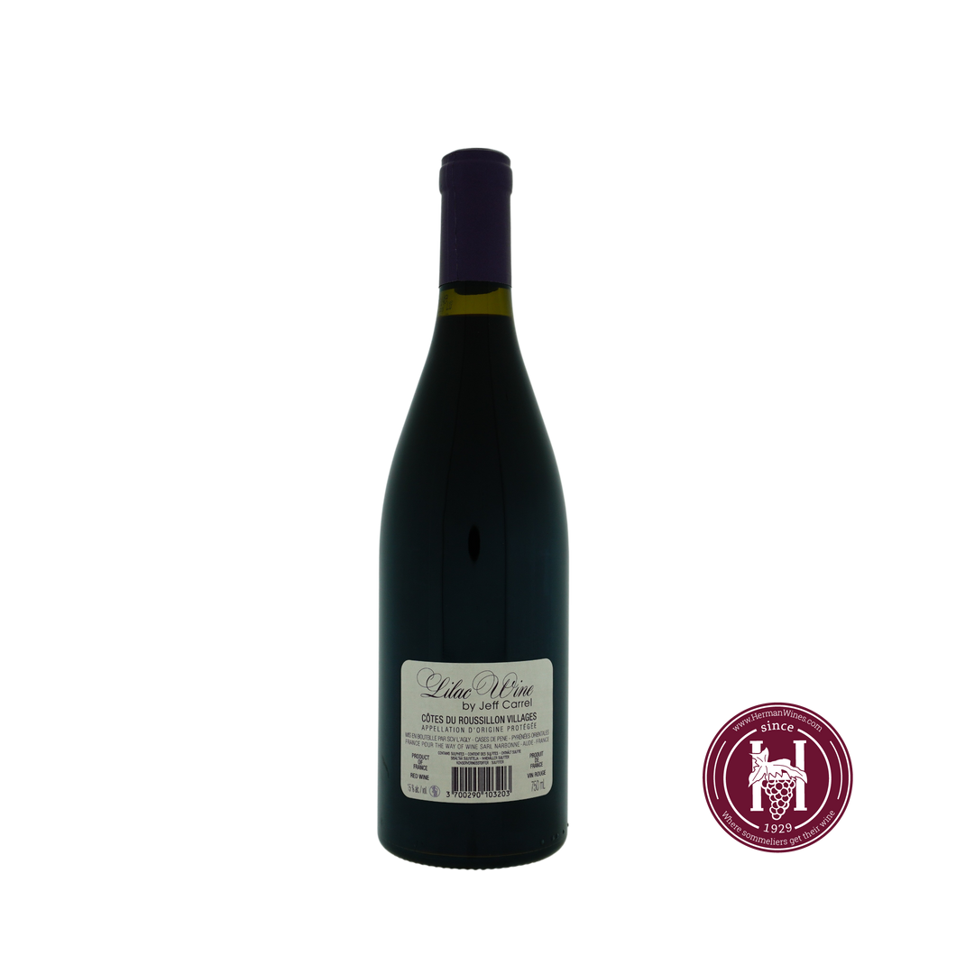 Lilac Wine - Jeff Carrel - 2017 - HermanWines
