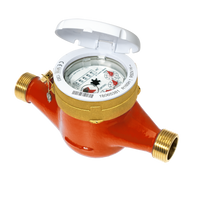 Water Meter M-Bus BSP Screwed DN20, (20mm) Q3 4 - L190mm