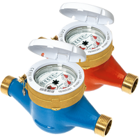 Water Meter Wireless M-Bus BSP Screwed DN25, (25mm) Q3 6.3 - L260mm