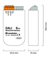 Lunatone DALI Bluetooth Interface 4.0