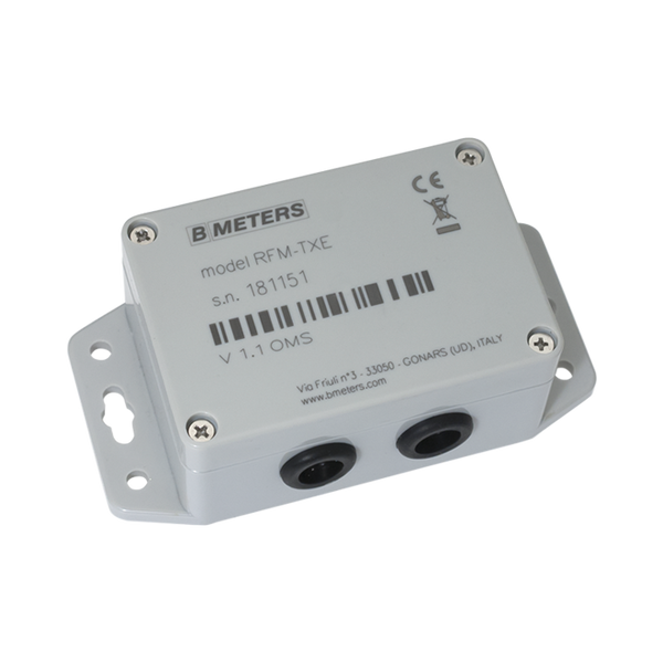 RFM-TXE	Two Channel Pulse to Wireless M-Bus Converter
