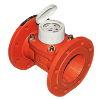 Water Meter Wireless M-Bus PN16 Flanged DN50, (50mm) Q3 40 - L200mm
