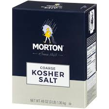 Morton's Kosher Salt - 3lb