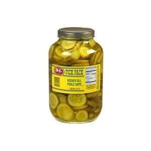 B&G Pickle Chips - 1Gal