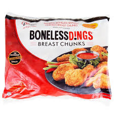 Wing Ding Boneless Breaded Chicken Wings - 5lbs