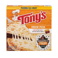 Tony's Pizza Plain - 10/5