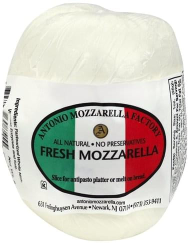 Fresh Hand Wrapped Mozzarella - 16oz