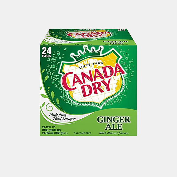 Canada Dry Ginger Ale | Woolco Foods Grocery Delivery
