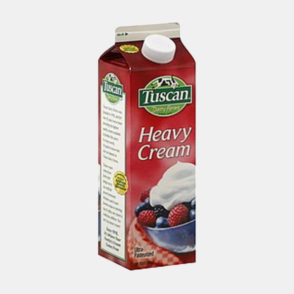 Tuscan Heavy Cream, 40% Fresh, Quart (32oz.)