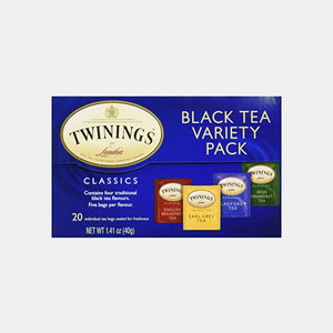 Twinings Black Tea Variety Tea | Woolco Foods Grocery Delivery