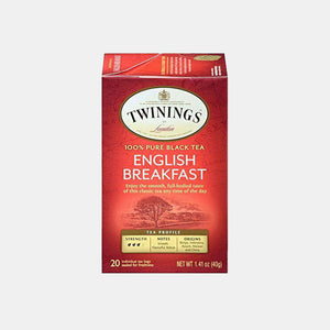 Twinings English Breakfast Tea | Woolco Foods Grocery Delivery