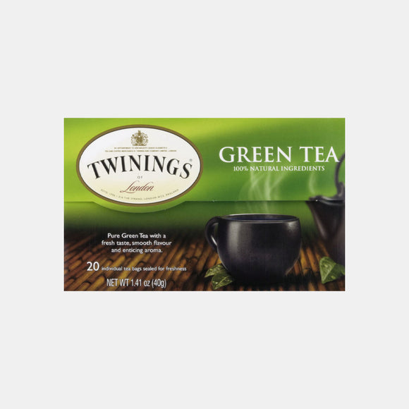 Twinings Green Tea | Woolco Foods Grocery Delivery