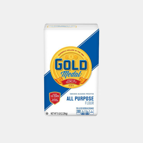 AP Gold Medal Flour All Purpose Flour, 5lb