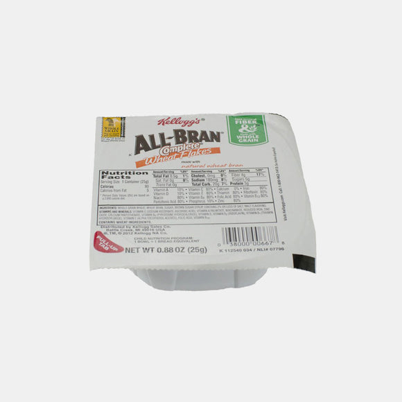 Kellogg's All Bran, Individual Packs | Woolco Foods