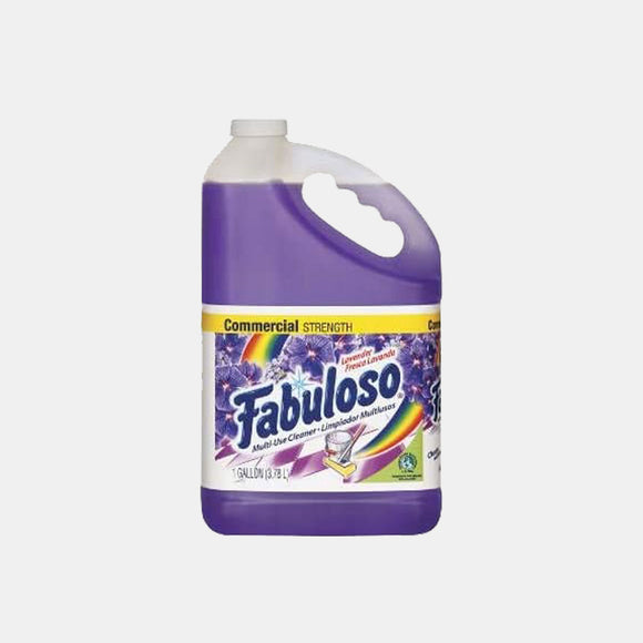 Fabuloso, Lavender, 4-count, 1 Gallon