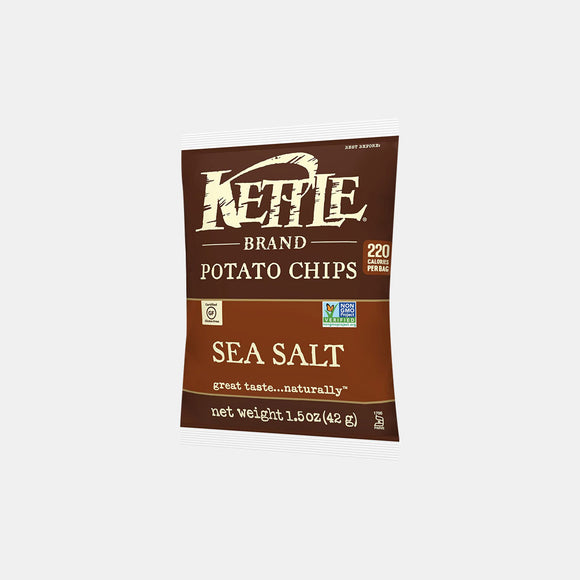 Kettle Chips Sea Salt | Woolco Foods