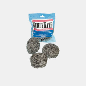Kurly Kate Steel Sponges | Woolco Foods Grocery Delivery