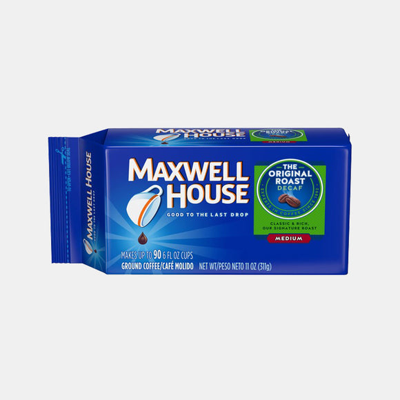 Maxwell House Regular Coffee | Woolco Foods Grocery Delivery