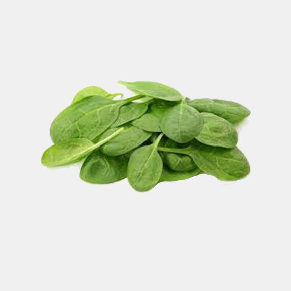 Spinach, Cello Curley, 8-count, 10oz