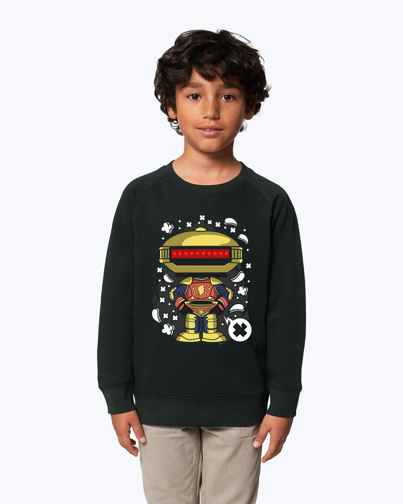 Kids Sweater Alpha 5 Power Rangers