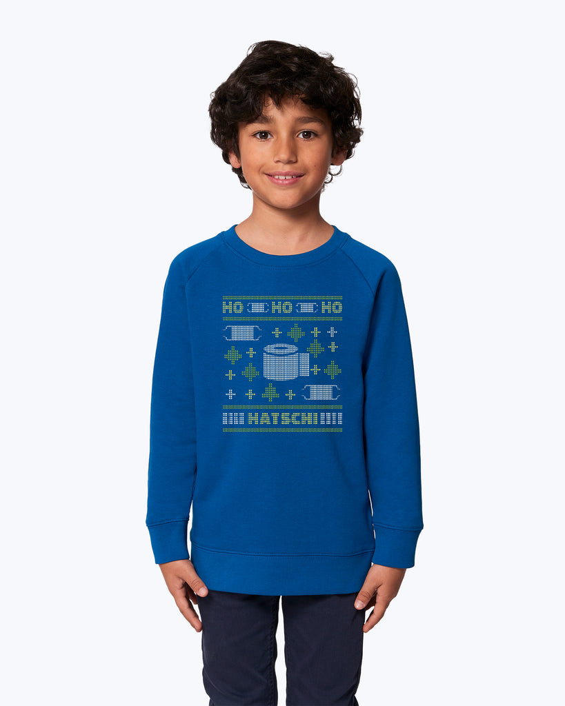 Kids Sweater Ho Ho Ho Hatchi