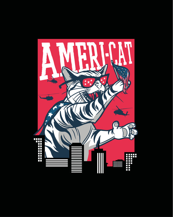 Sweater Ameri Cat