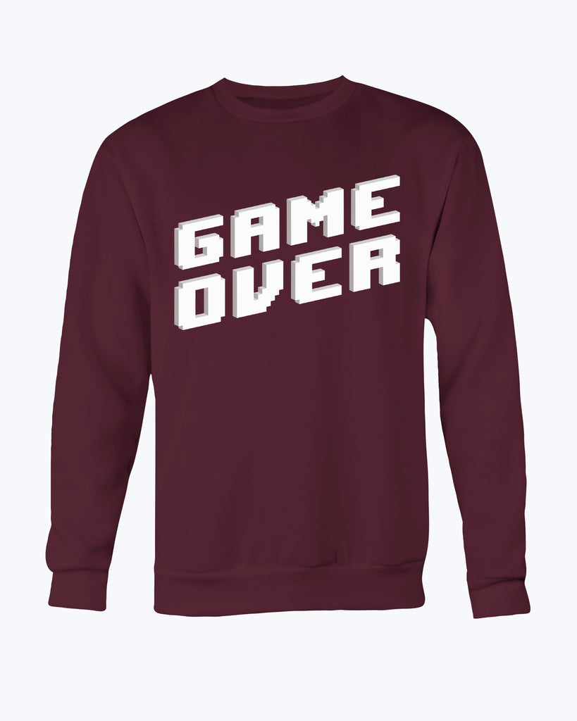 Sweater Retro Game Over