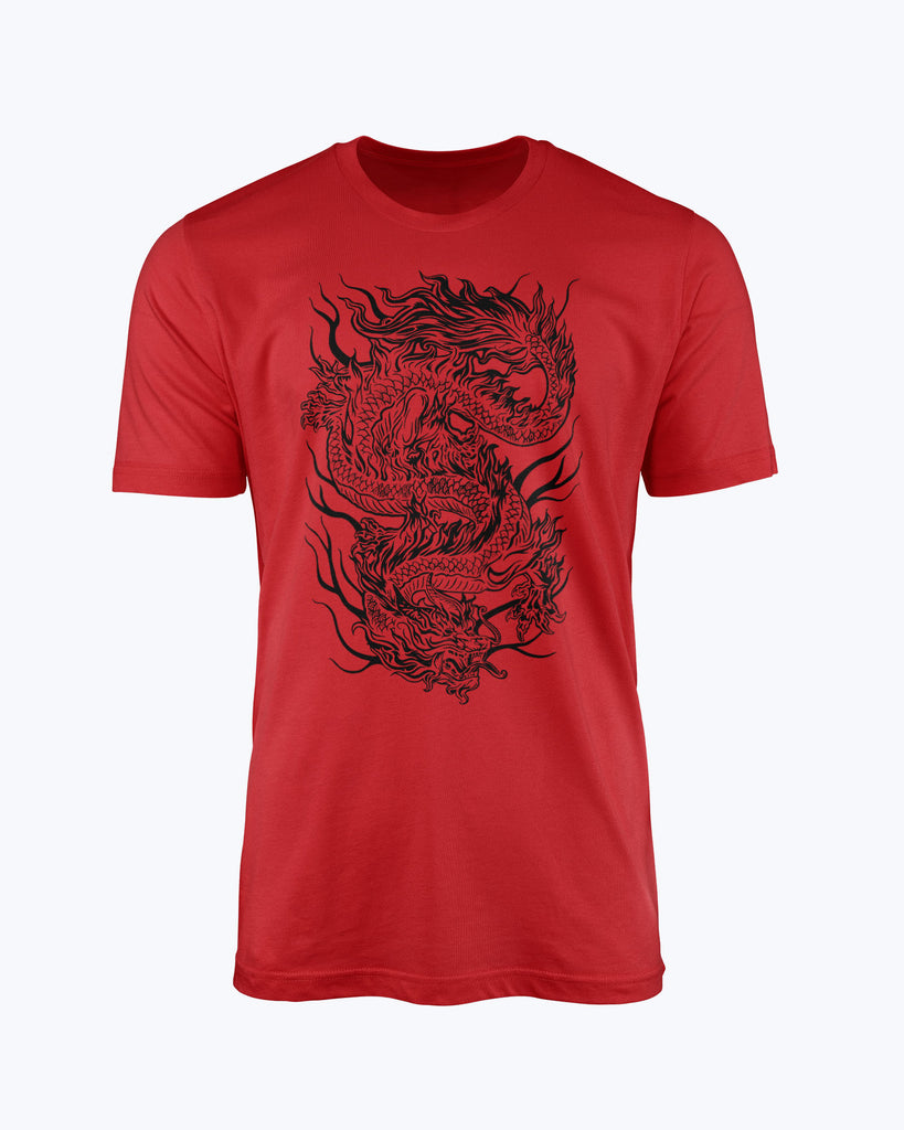 T shirt Big Dragon