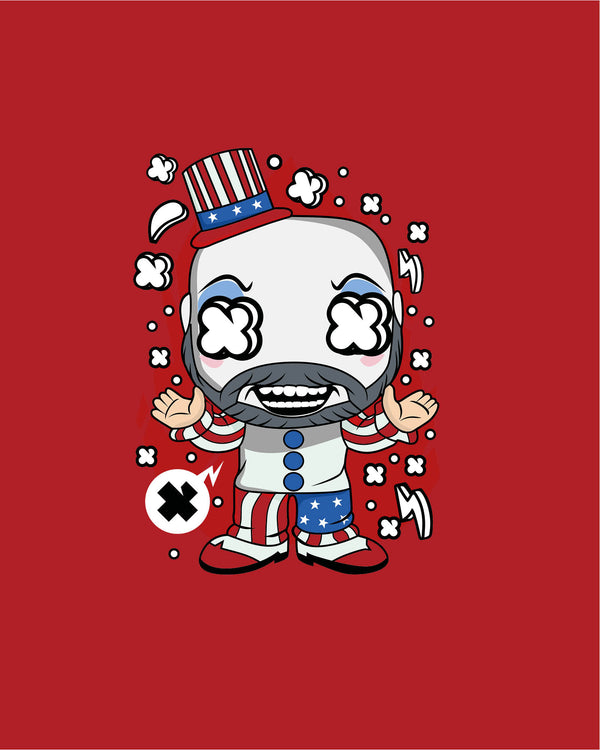 T shirt Captain Spaulding