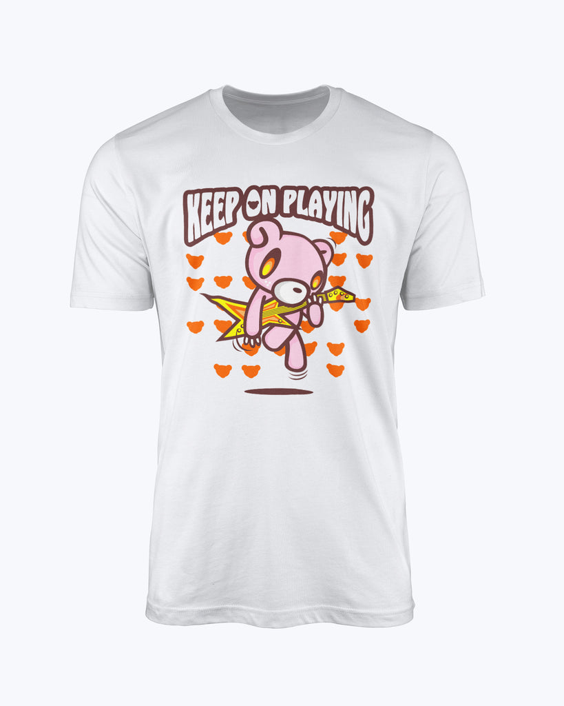 T-shirt Keep playing