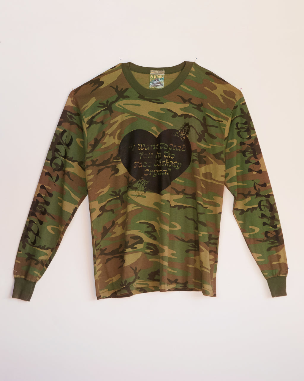 IWTSYITFWMC CAMO LONG SLEEVE - XL