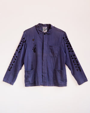 SHANK LOVE CHORE JACKET - M