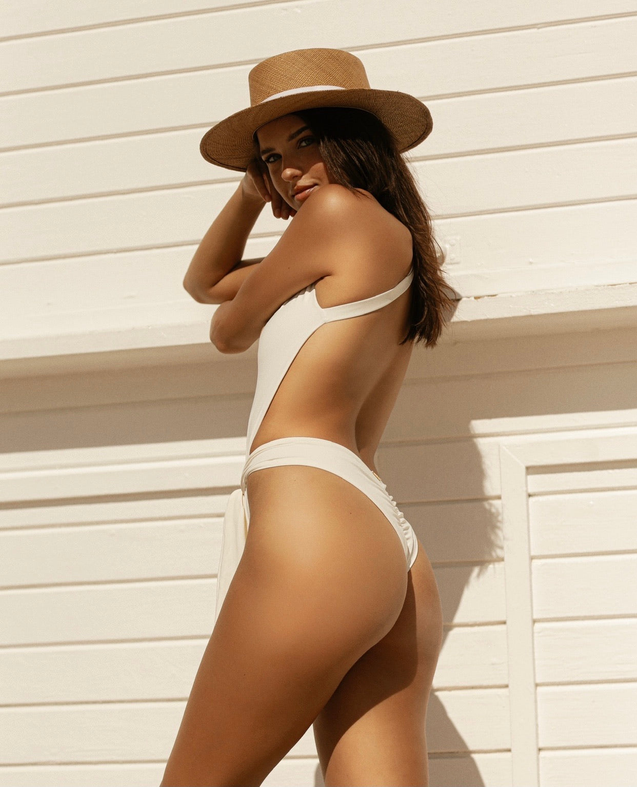 CHIC IVORY ONE PIECE