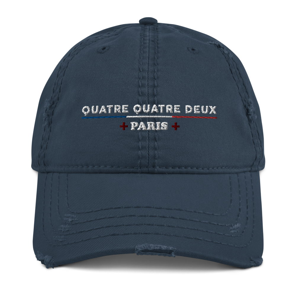 Casquette France Flag used