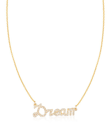 Diamond Dream Necklace