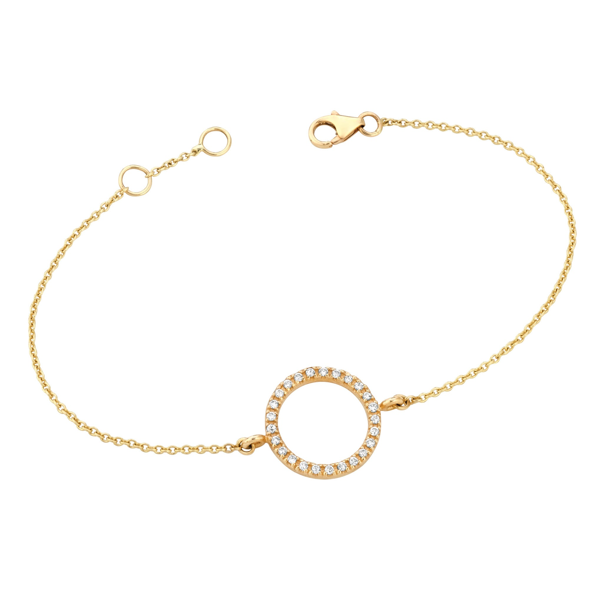 gallery bay circle diamond necklace ctw the of products collections oyster copy jewelry necklaces open