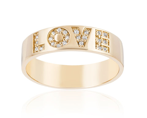 Mini LOVE Cigar Band