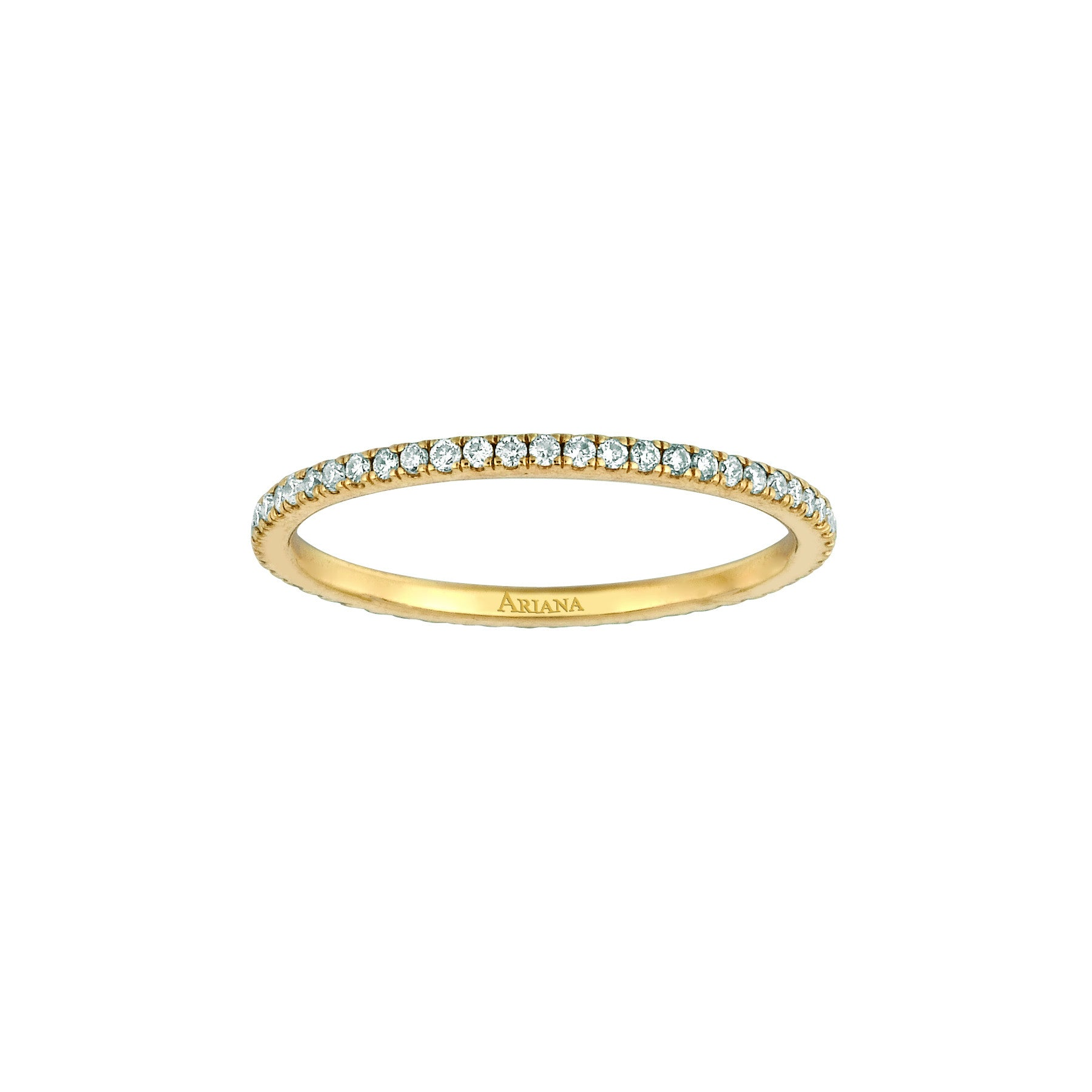 wedding gold diamond jewellery three eternity white band in sided trio ring rings top micropav