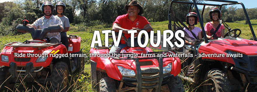 Big Island ATV Tours