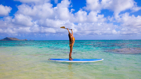 Kailua Stand Up Paddling - Self Guided Tour