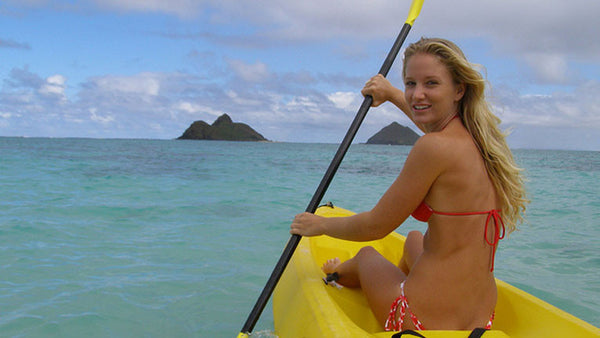 Kailua Two Hour Guided Kayaking Excursion