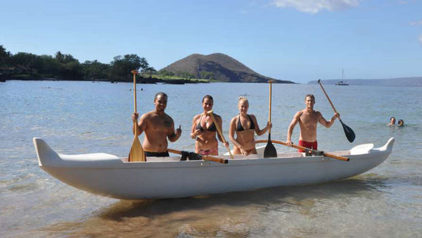 Outrigger Canoe Snorkel Tour