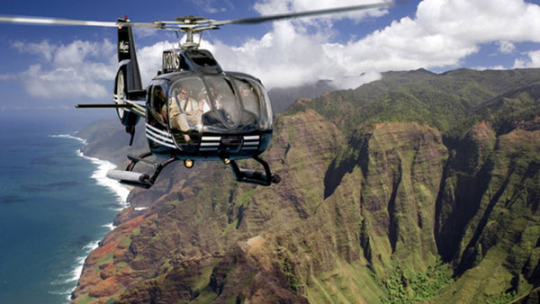 Princeville Adventure Helicopter Tour