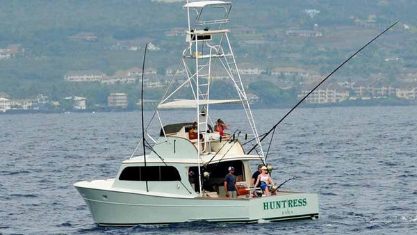 Huntress Private Charter