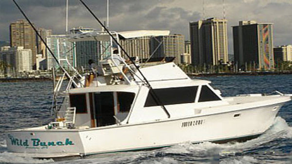 Wild Bunch Private Charter